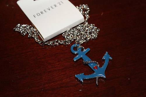 anchor, beautiful, beauty, blue, cute