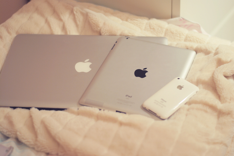 andreagran, apple, heart, heaven, ipad