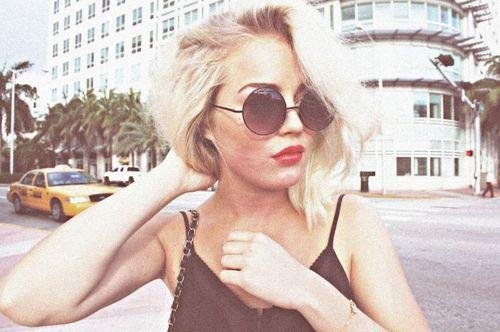 angelica blick, blonde, fashion, girl, indie