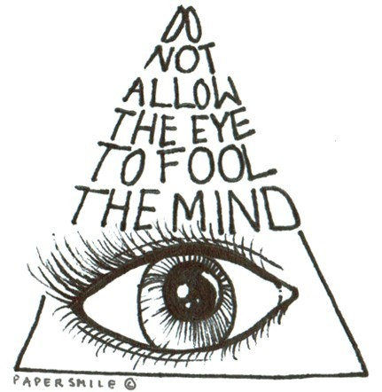 art, b&amp;w, drawing, eye, illuminati