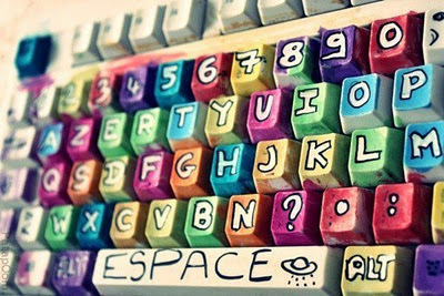 art, fashion, keyboard, love, photo