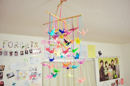 art paper, craft, homemade, idea, ideas, origami, paper, paper cranes