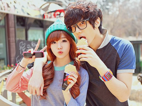 asian, couple, cute, fashion, girl, japanese, kawaii, kfashion, korean, nice, sweet, ulzzang