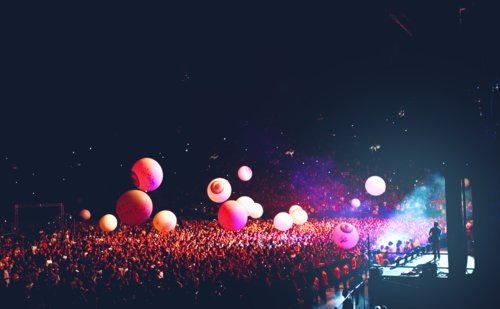 awesome, balls, band, blue, concert