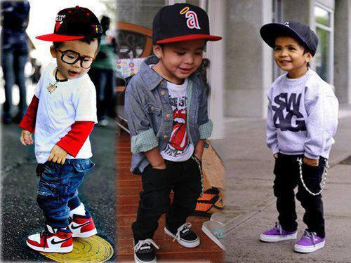 baby, cute, style, swag, sweet