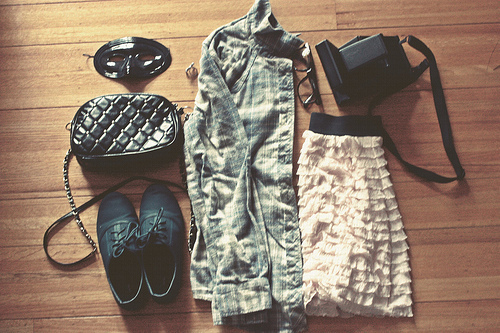 bag, boots, camera, cute, fashion