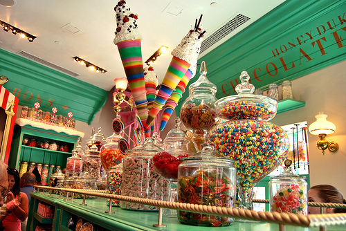 balas, candy, colorful, doces, honeydukes