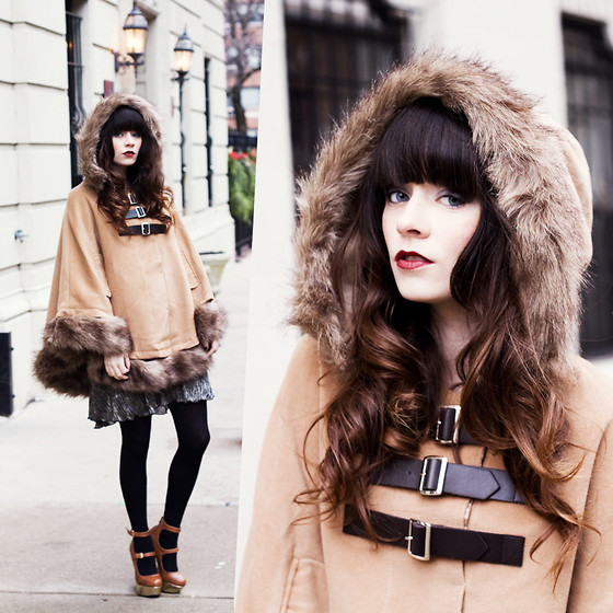 bangs, beautiful, clothes, coat, fashion