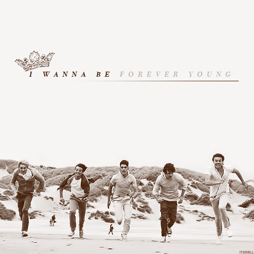 beach, forever young, harry styles, hottest boys, liam payne, louis tomlinson, niall horan, one direction, zayn malik