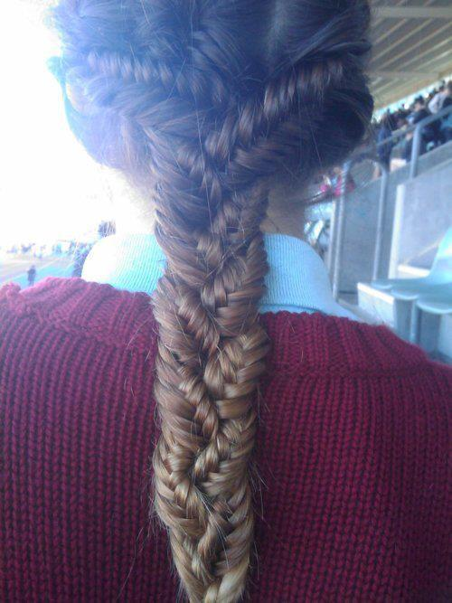 beautiful, blonde, braid, braids, girl, hair