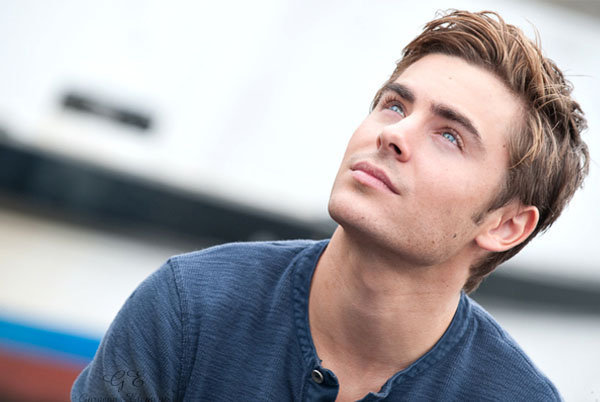 beautiful, blue eyes, boy, charlie st cloud, cute