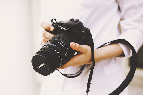 beautiful, camera, canon, fashion, girl