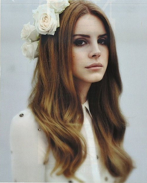 beautiful, girl, hair, lana del rey, woman