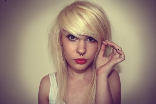 beauty, blond, fashion, girl, hair