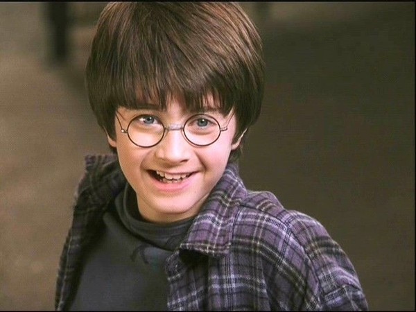 beauty, eyes, family potter, funny, glasses, harry, harry potter, laugh, nagain, nagaini, potter, smile, snake, young