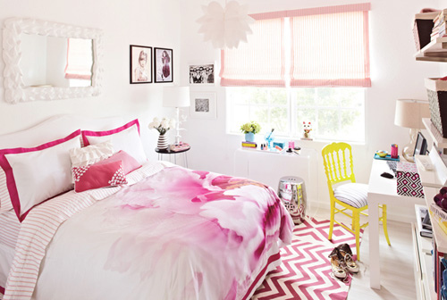 bed, bedroom, classy, cute, girly