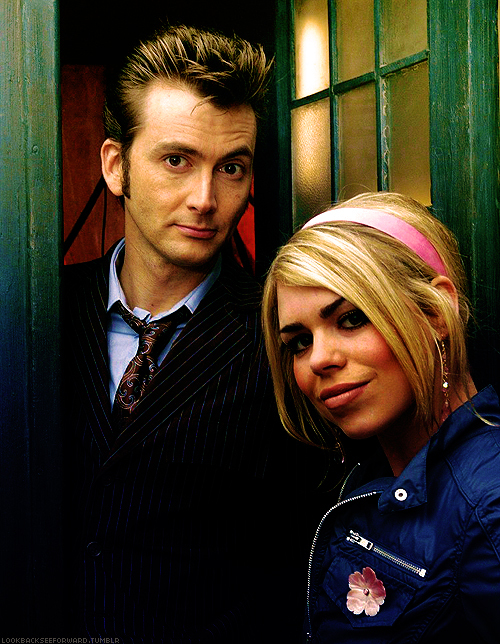billie piper, david tennant, rose tyler, the doctor