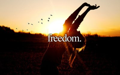 birds, free, freedom, girl, inspire