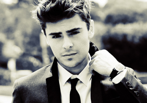 black and white, boy, damn, grr, guy, handsome, hot, man, sexy, sexyboy, zac efron