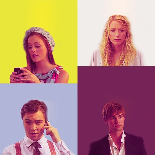 blair waldorf, blake lively, blonde, boy, chace crawford