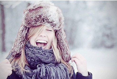 blond, book, girl, grace, grace brisbane, happiness, laugh, shiver, smile, winter