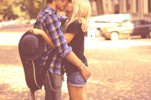 blonde, blondy, boy, couple, cute