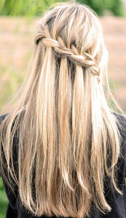 blonde, braid, brunette, colorful, fashion