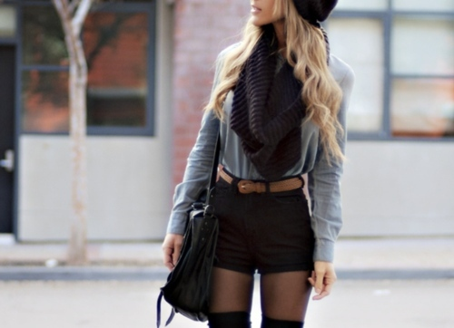 blonde, clothes, fashion, girl, outfit