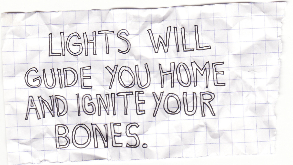 bones, coldplay, fix you, light, lyrics