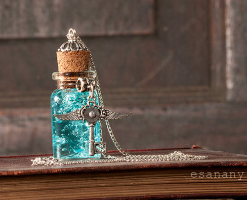 bottle, cute, lovely, vintage