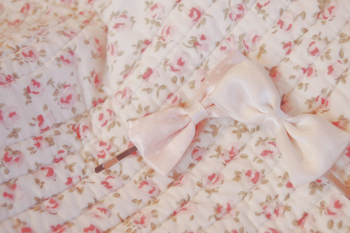 bows, cute, fashion, girl, photography, pink, ribbon