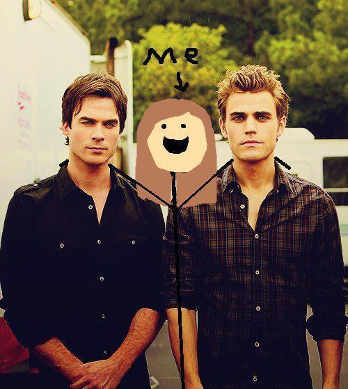 boy, cute, damon, damon salvatore, delena, diaries of a vampire, elena, funny, girl, guy, ian somehalder, ian somerhalder, lol, love, myself, nina dobrev, paul wesley, soufoda, stefan, stefan salvatore, text, the vampire diaries, tvd