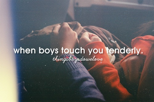 boys, couple, cute, girls, love, touch, when boys