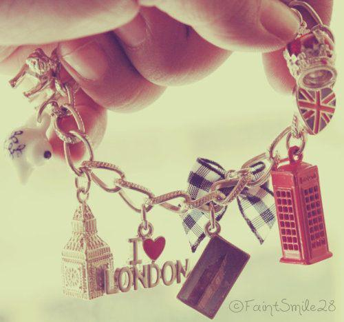 bracelet, cool, crown, london, telephone