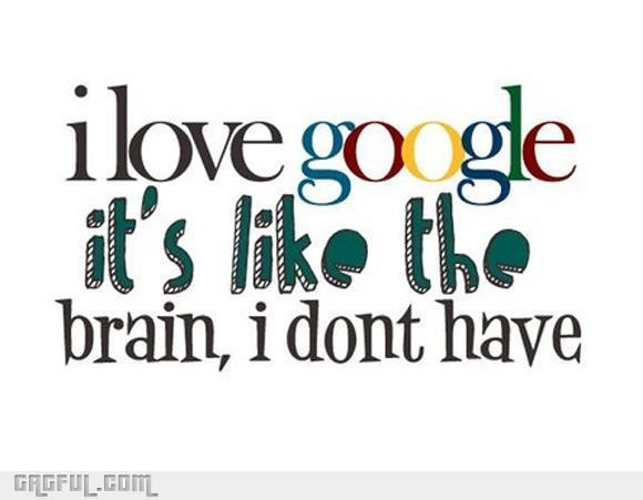 brain, funny, google, haha, lol