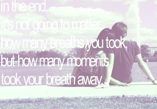 breath, couple, cute, cute couples, fountain, i love you, love, love quote, moment, quote