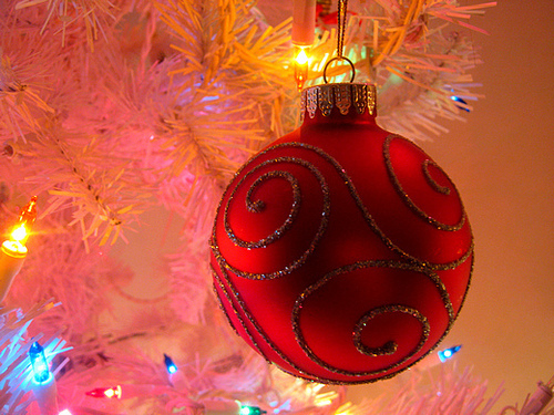 bright, christmas, christmas tree, colorful, decorations