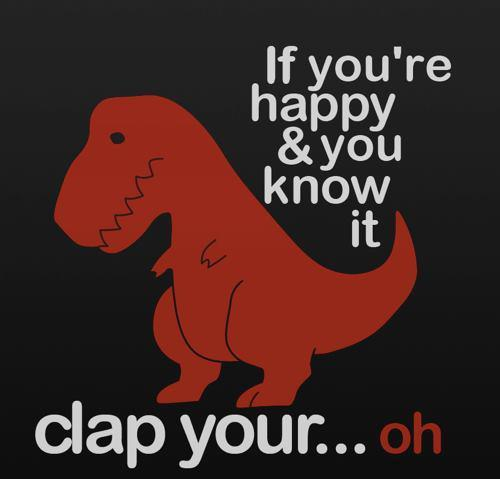 cartoon, comic, dinosaur, forever alone, funny, happy, sad