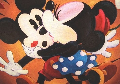 cartoon, couple, cute, disney, film