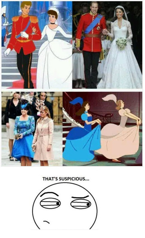 cartoon, hihi, lol, royal, wedding