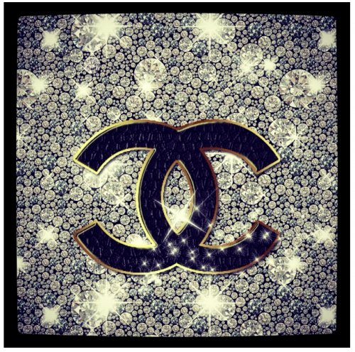 Chanel On Pinterest Chanel Logo Iphone Wallpapers And