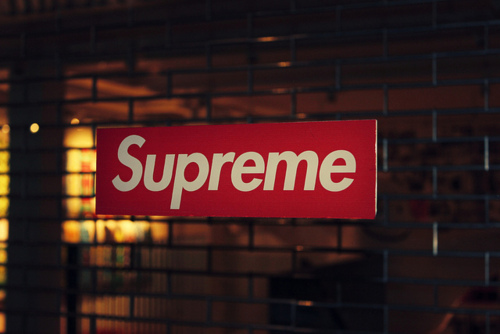 clothes, cool, fashion, obey, ofwgkta, photography, red, style, supreme, supreme clothes, supreme sign, swag, the hundreds, tyler the creator
