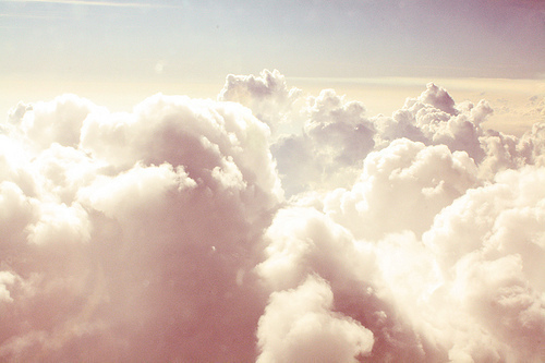 clouds, cute, pastel, photography, sky