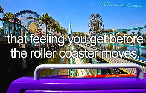 colors, disneyland, funny, magic, quotes, roller coaster, text, things i love, world disney