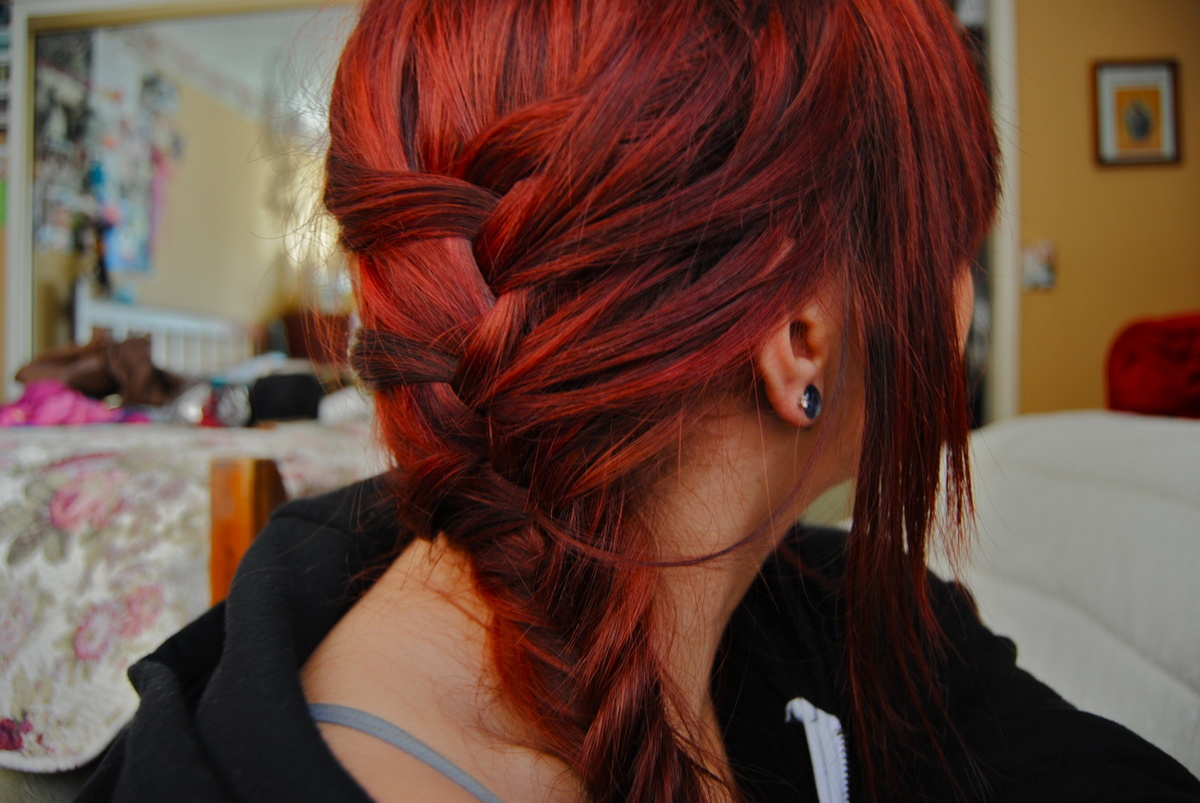 Red hairstyles tumblr ~ Hair is our crown