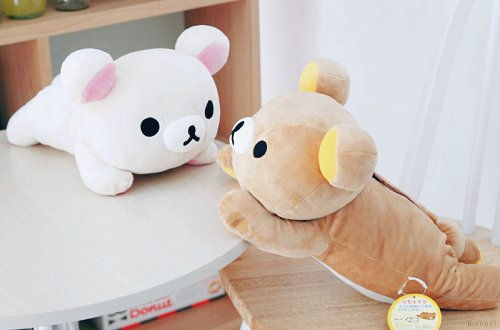cute, doll, fashion, japan, japanese, kawaii, korilakkuma, plush, rilakkuma, san-x