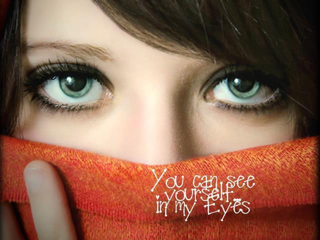 quotes about a girls eyes quotesgram