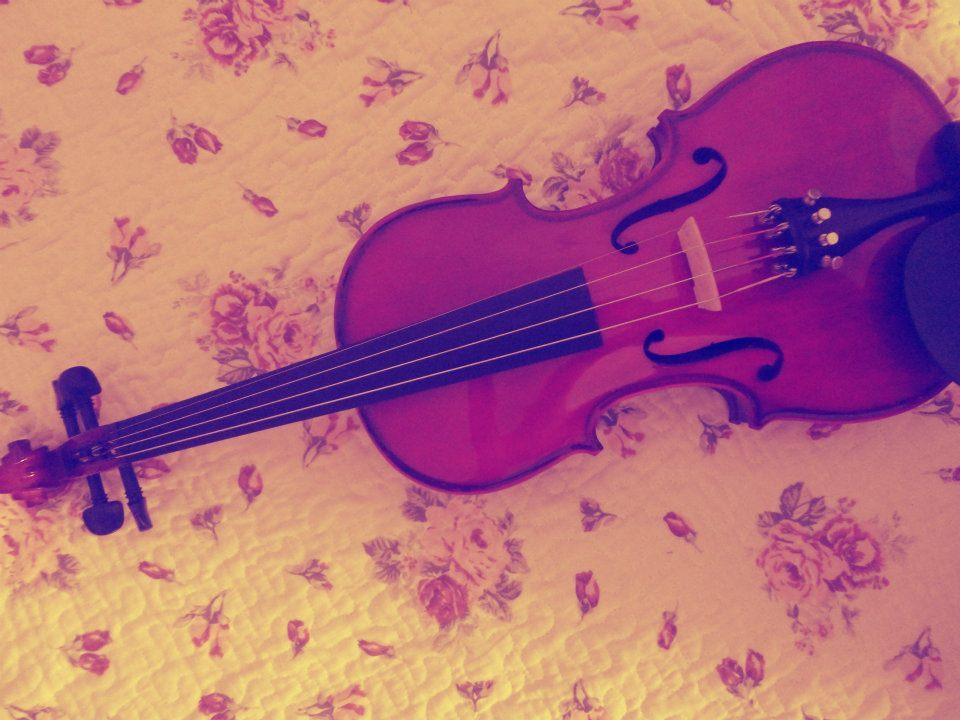 cute, flower, music, musician, vintage