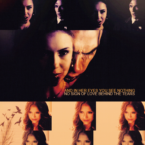 damon salvatore, katherine pierce, the vampire diaries