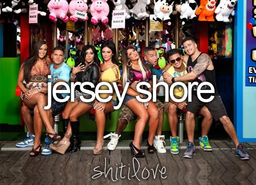 deena, jenny, jersey shore, love it, mike, nicole, pauly, ronnie, sammie, shit i love, snooki, vinny